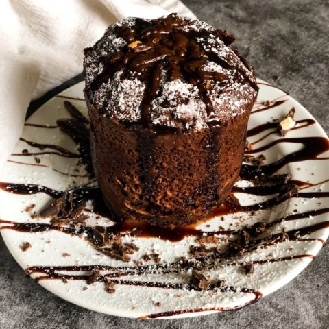 Best Chocolate Keto Mug Cake