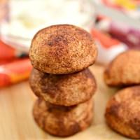 Keto Cinnamon Bagel Bites