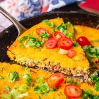 Best Keto Taco Casserole