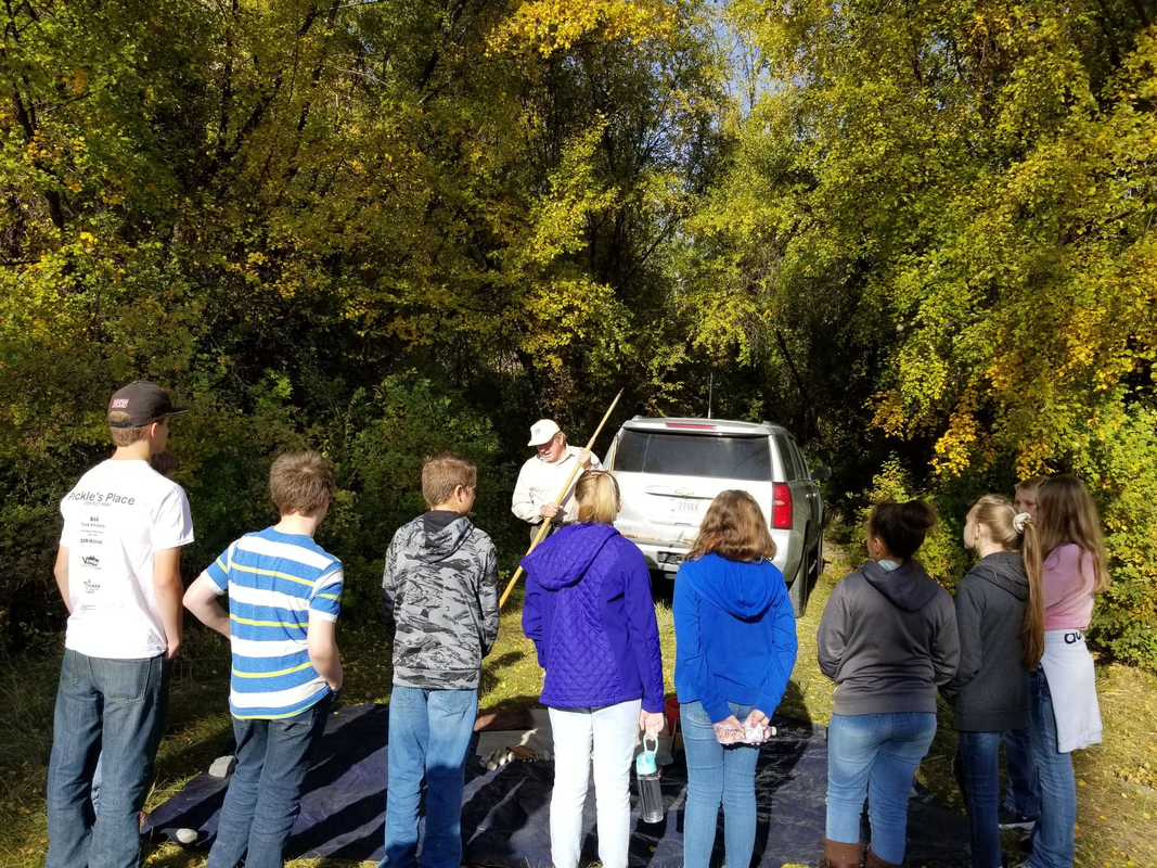 6th Grade Natural Resource Tour