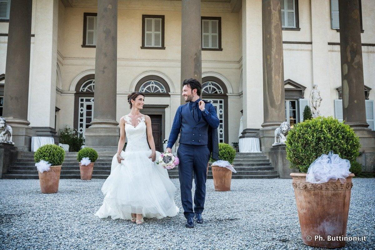 Fotografo Matrimonio Villa Zanchi Stezzano