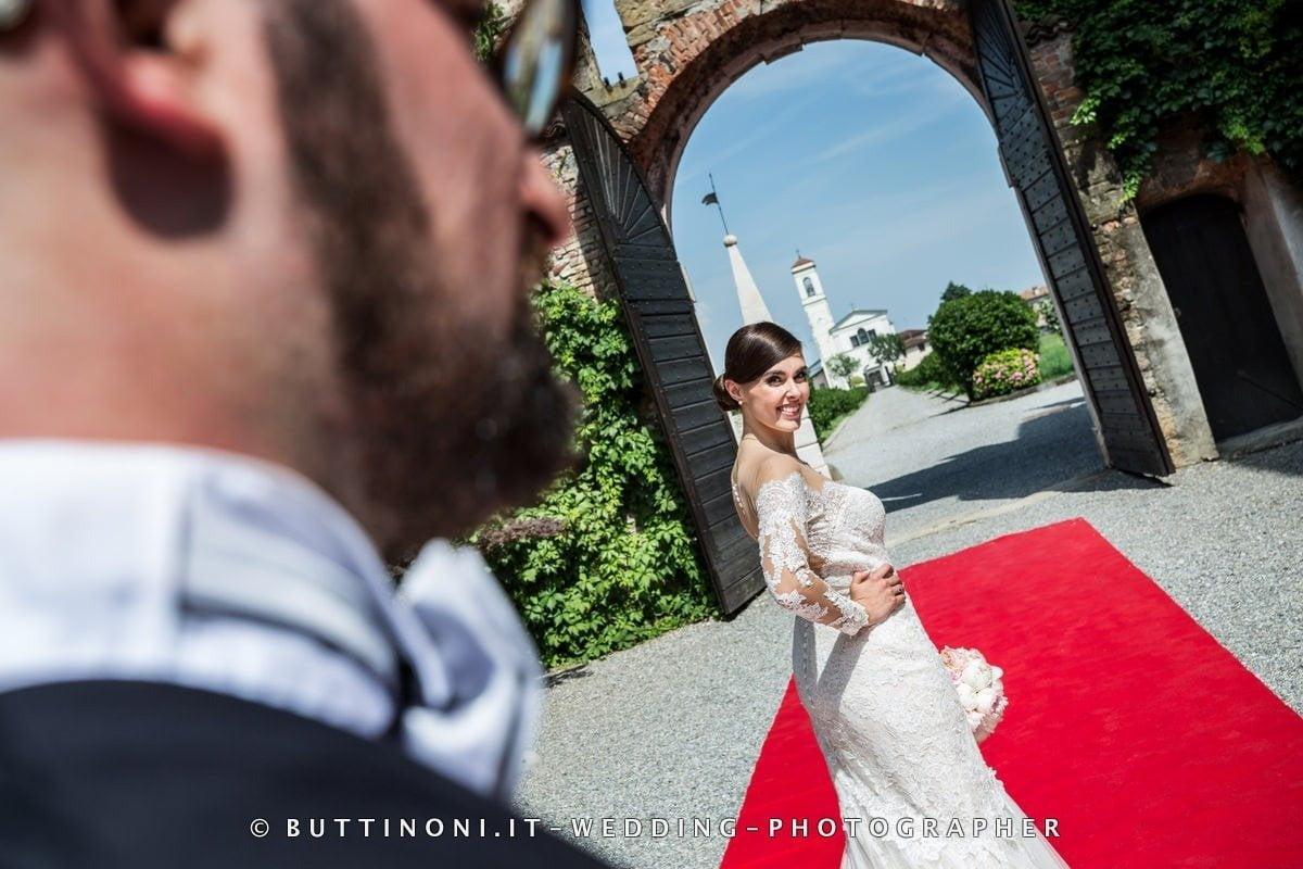 Matrimonio Castello di Cavernago