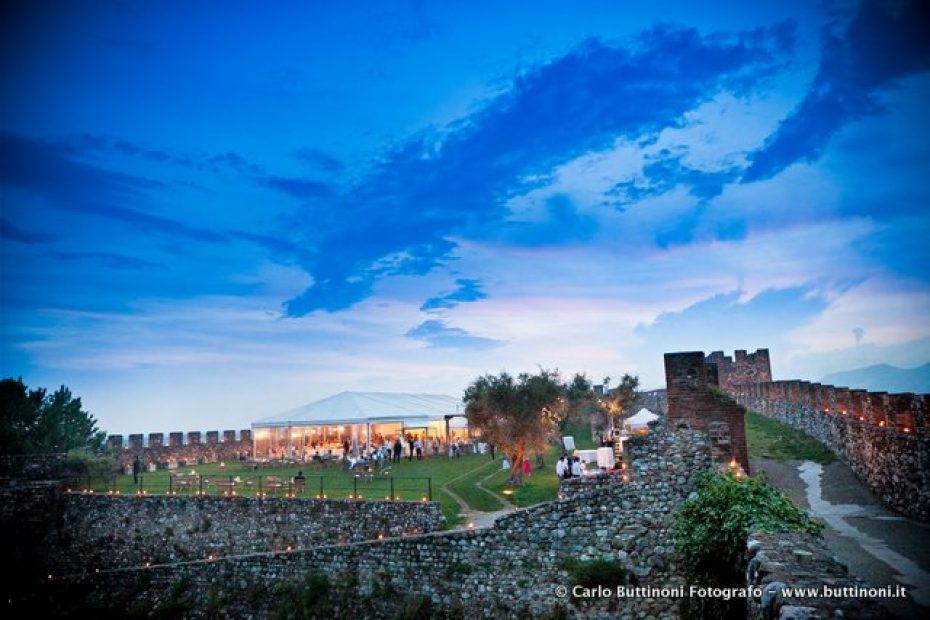 Fotografo Matrimonio al Ristorante La Rocca di Lonato del Garda Brescia Lago di Garda