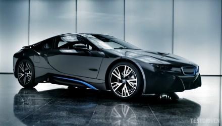 The BMW i8 - technology news - buttondown.tv