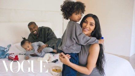 73 Questions With Kim Kardashian West (ft. Kanye West) | Vogue - technology news - buttondown.tv