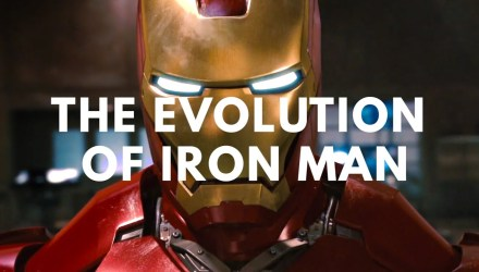 The Evolution of Iron Man Image - Movie trailers - Buttondown.tv