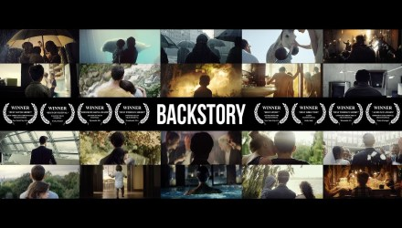 Backstory - A Man's Life from Birth to Death Image - Buttondown.tv