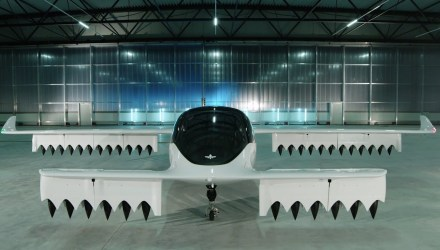 The Lilium Jet five seater all-electric air taxi Image - Technology news - Buttondown.tv