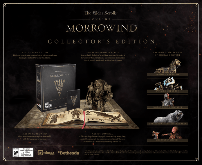 The Elder Scrolls Online:  Morrowind Coming June 6th