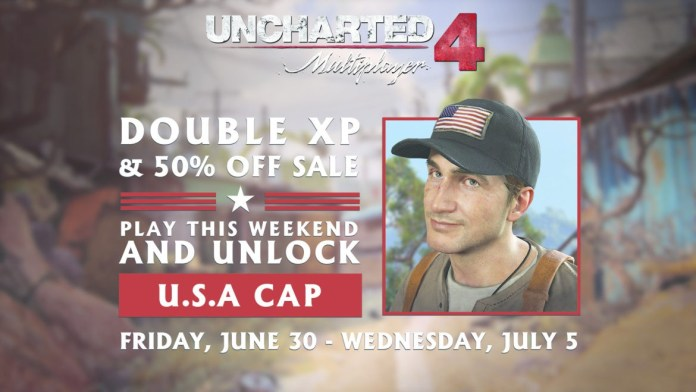 Uncharted 4 Multiplayer is Having a Double XP Weekend Starting Today