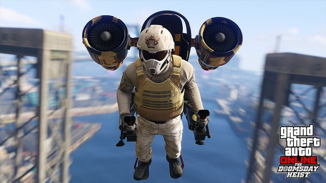 GTAV's Biggest Event to Date, Doomsday Event Week Has Arrived