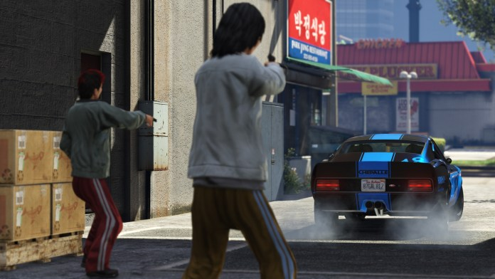 Check Out What's New This Week For GTA Online