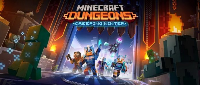 Minecraft Dungeons Is Getting Another DLC and More On September 8th
