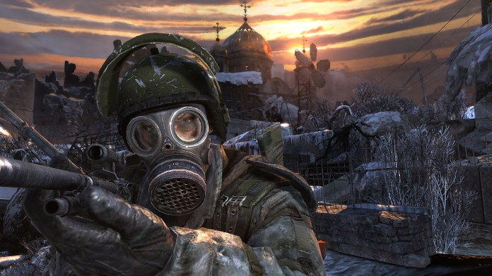 Metro 2033 Is Free On Steam Right Now