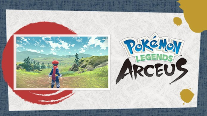 Pokémon Legends: Arceus Preorder Guide, Release Date and More
