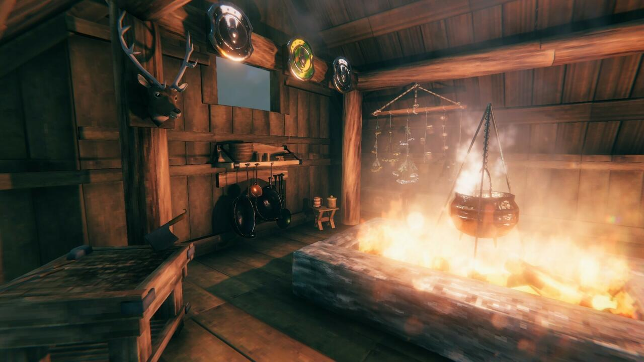 Iron Gate Delays Hearth and Home Update for Valheim - Removes Roadmap
