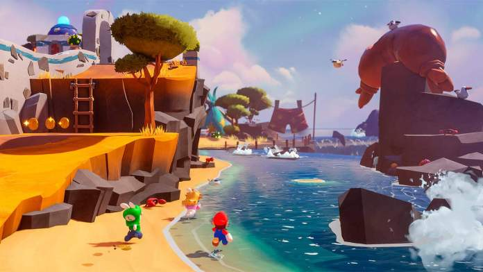 Mario + Rabbids: Sparks Of Hope Confirmed During Ubisoft Forward