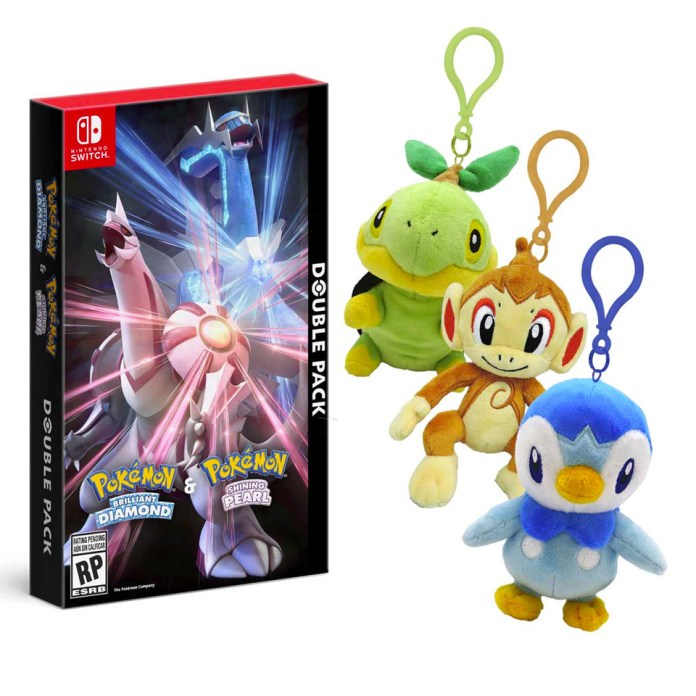 Preorder Guide For Pokémon Brilliant Diamond And Shining Pearl