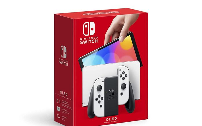Nintendo Switch OLED Preorder Guide - Where To Buy The New Model