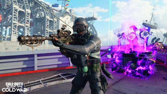 Call Of Duty: Black Ops Cold War And Warzone Season 5 Reloaded Reveals New Map, Modes, Weapons, And More