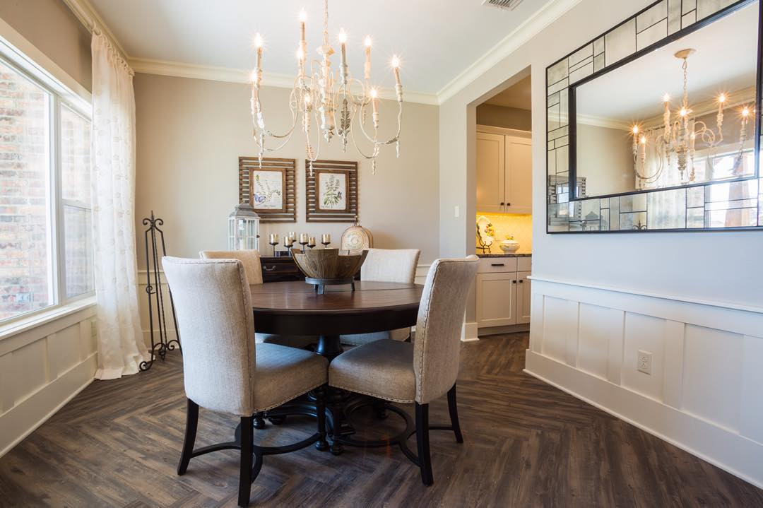 How To Choose Wall Colors For A Dining Room