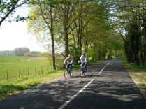 fietstocht en rozen maken 034