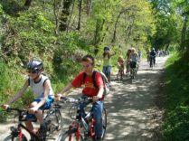 fietstocht en rozen maken 037