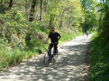 fietstocht en rozen maken 044