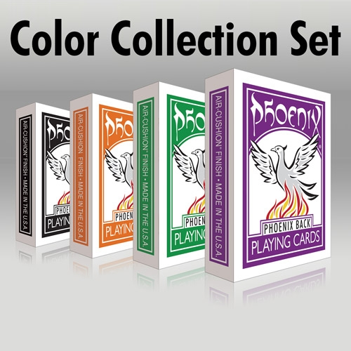 Phoenix Color Collection Set
