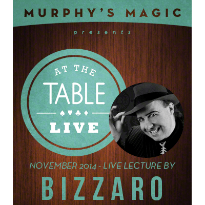 At the Table Live Lecture - Bizzaro 11/19/2014
