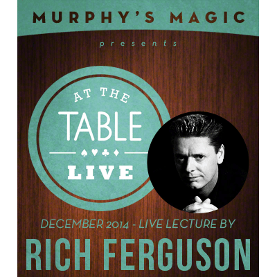 At the Table Live Lecture - Rich Ferguson 12/17/2014