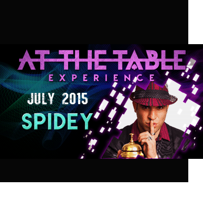 At the Table Live Lecture Spidey July 1 2015