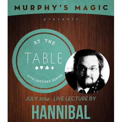 At the Table Live Lecture - Hannibal 7/30/2014