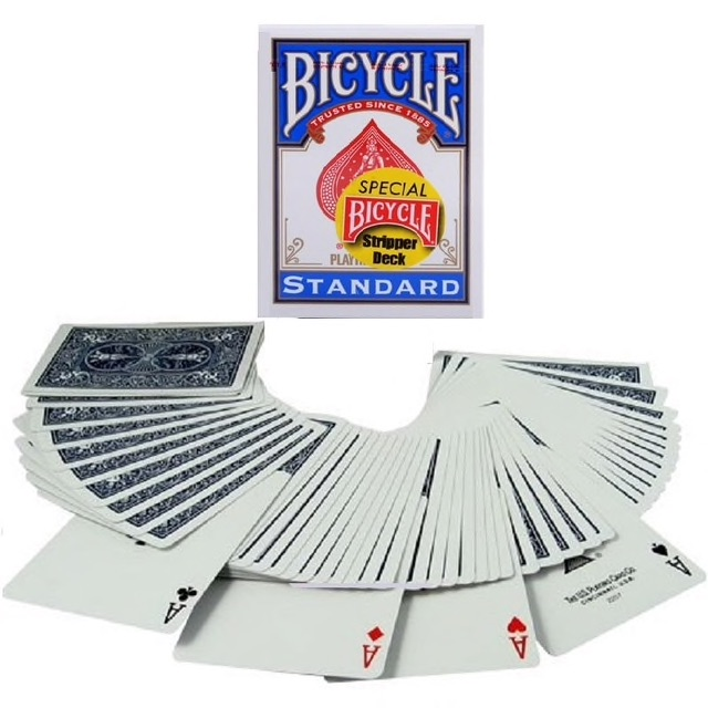 Stripper Deck Bicycle (Kék)