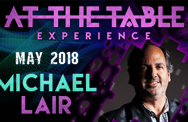 At The Table Live Michael Lair May 16th, 2018
