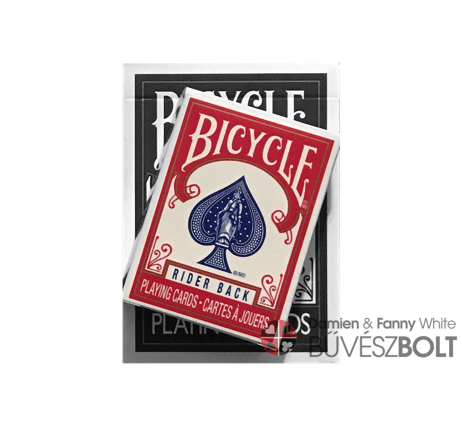 Bicycle Miniature 404 Red