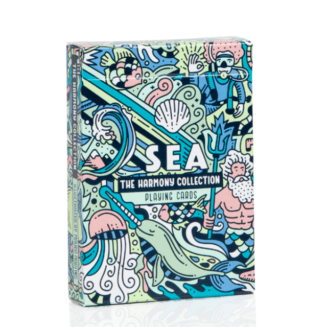Sea - The Harmony Collection