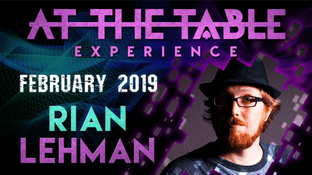 At The Table Live Lecture Rian Lehman February 6th 2019