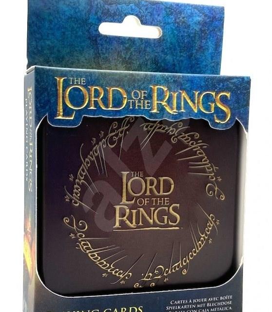 Lord Of The Rings kártya