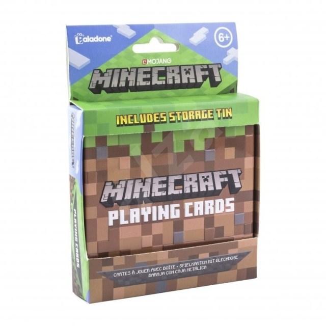 Minecraft kártya