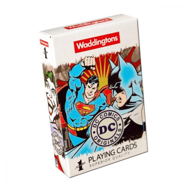 Waddingtons DC kártya
