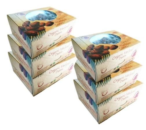6x1 kg bio medjoul dates