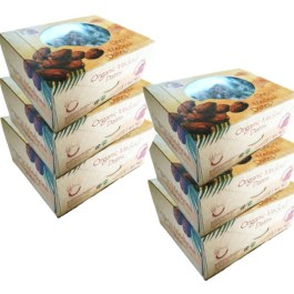 Dátiles de Medjool Ecológicos Frescos XL (6x1kg)