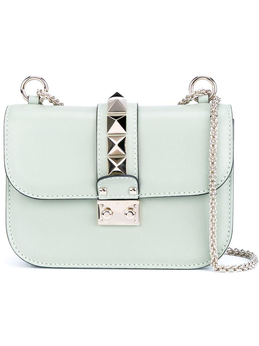 VALENTINO GARAVANI  small 'Glam Lock' shoulder bag