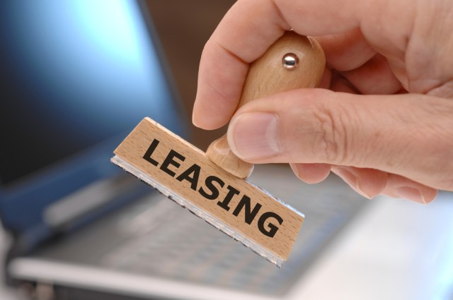leasing buy and hold