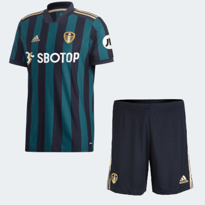 Leeds United F C 20 21 Authentic Away Kit By Adidas