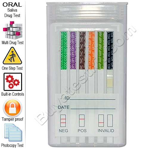 11 panel oral drug alcohol test