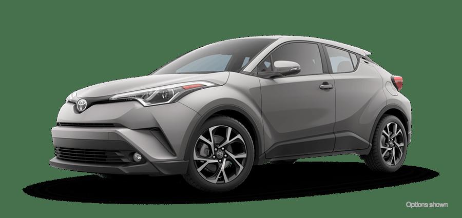 2018 Toyota C HR Vs 2017 Honda CR V