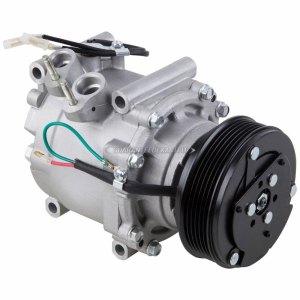 AC Compressor & AC Clutch Fits Honda Prelude & Civic | eBay