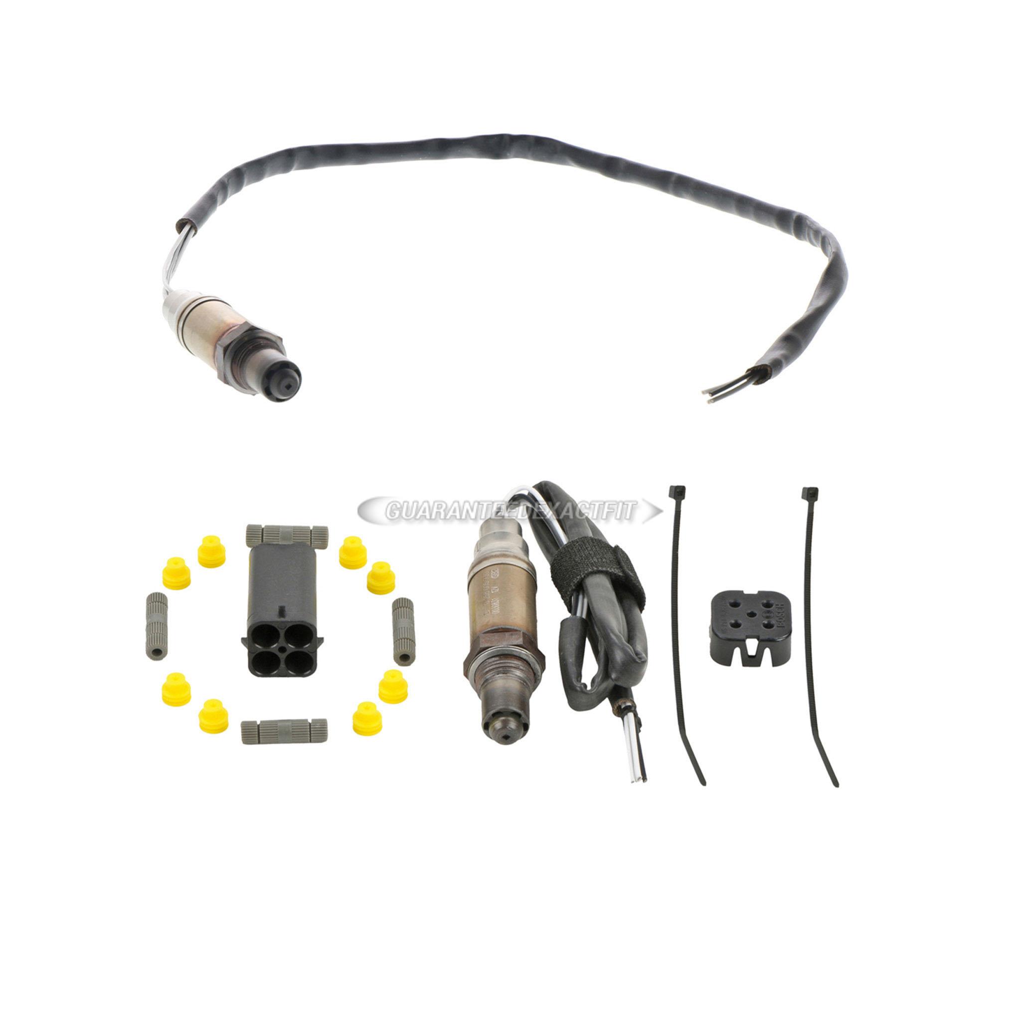 Gmc Envoy Xl Oxygen Sensor Kit 5 3l Eng